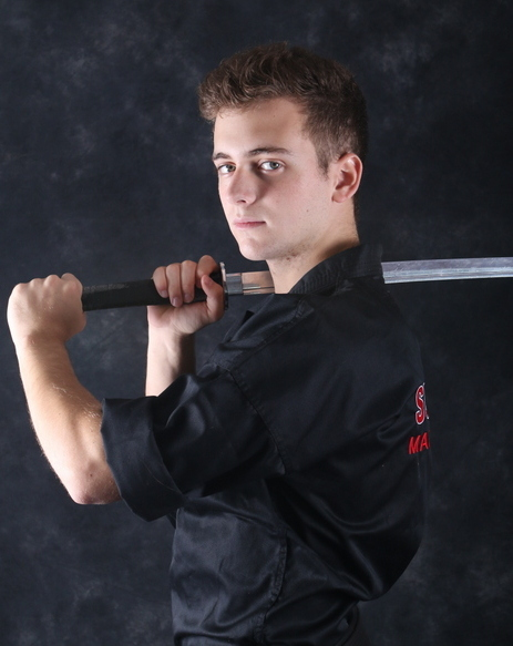 Cole Presley Black Belt Instructor