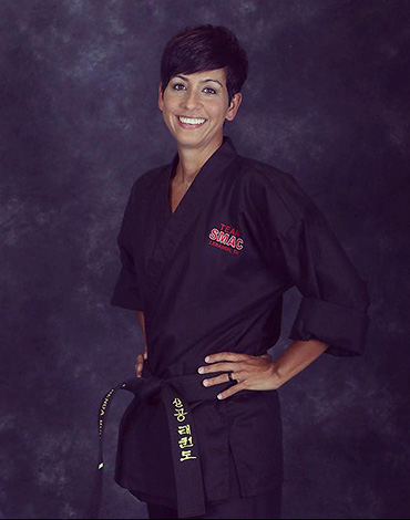 Karenda Bolich Black Belt Instructor